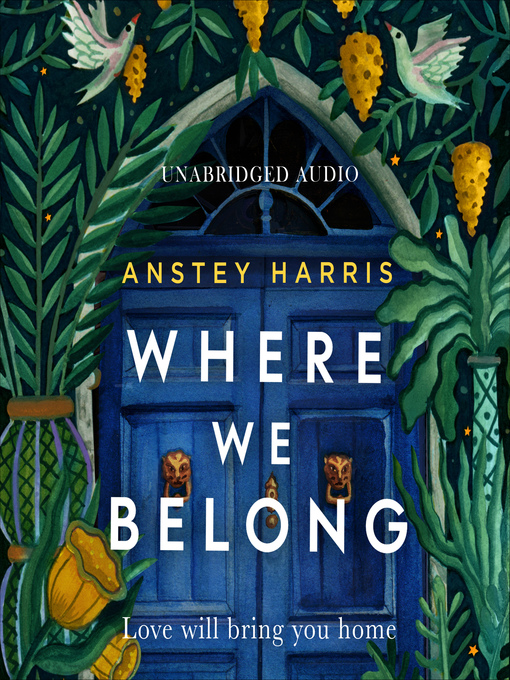 Title details for Where We Belong by Anstey Harris - Wait list