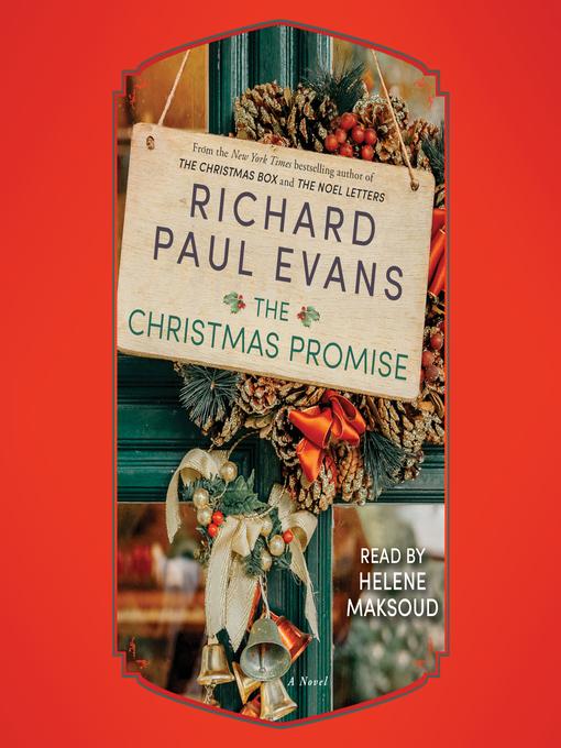 Title details for The Christmas Promise by Richard Paul Evans - Wait list