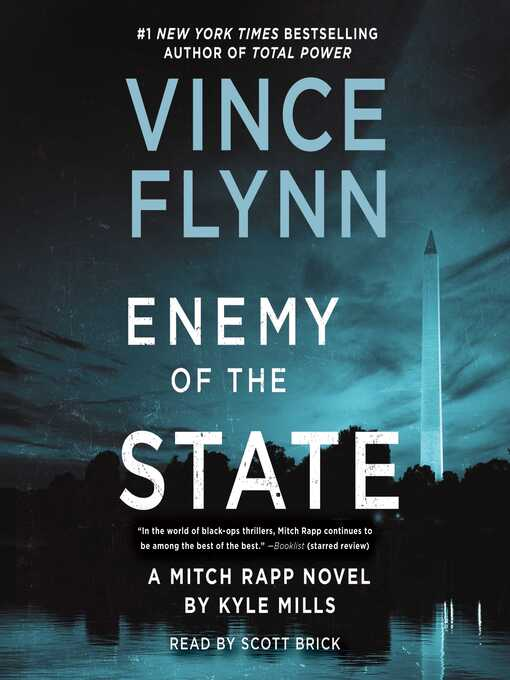 Title details for Enemy of the State by Vince Flynn - Wait list