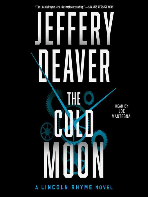 Title details for The Cold Moon by Jeffery Deaver - Wait list
