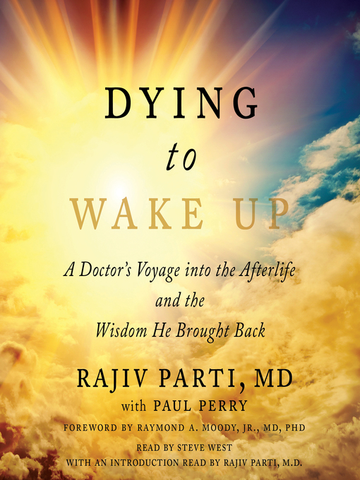 Title details for Dying to Wake Up by Rajiv Parti - Wait list