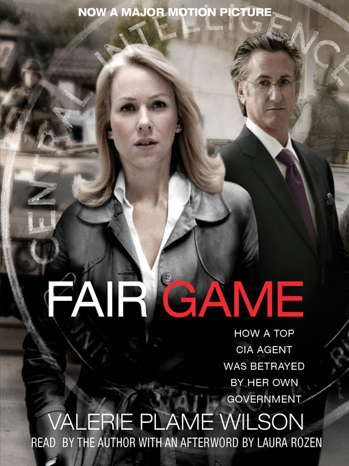 Title details for Fair Game by Valerie Plame Wilson - Wait list