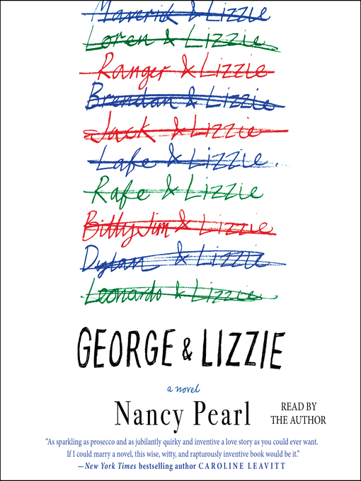 Title details for George and Lizzie by Nancy Pearl - Available