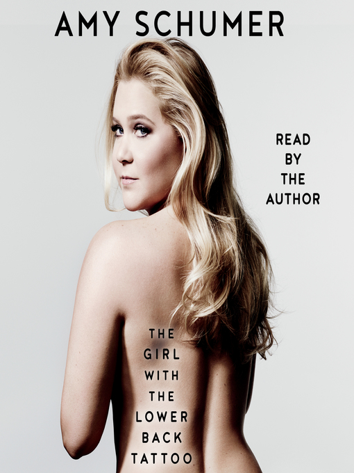 Cover of The Girl with the Lower Back Tattoo