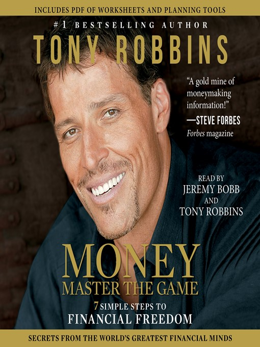 Cover image for MONEY Master the Game