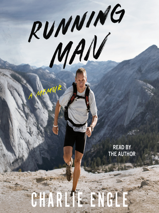 Title details for Running Man by Charlie Engle - Wait list