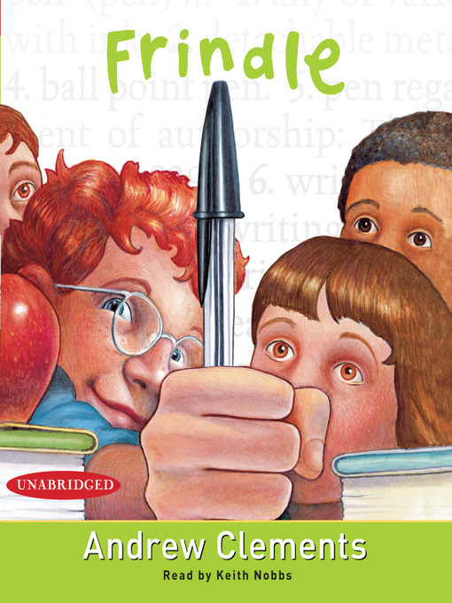 Title details for Frindle by Andrew Clements - Wait list