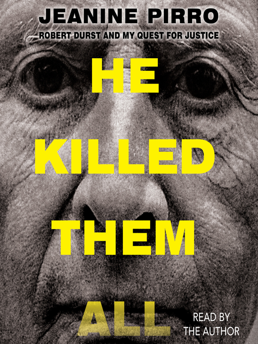 Title details for He Killed Them All by Jeanine Pirro - Wait list