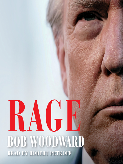 Title details for Rage by Bob Woodward - Available