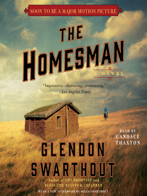 Title details for The Homesman by Glendon Swarthout - Available