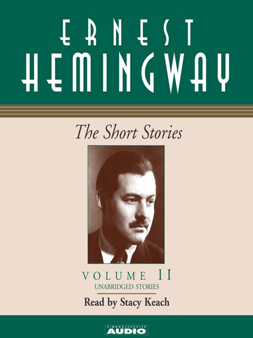 Cover of The Short Stories Volume II