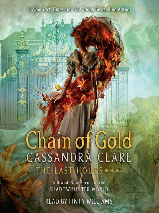 Title details for Chain of Gold by Cassandra Clare - Wait list