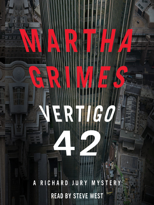 Title details for Vertigo 42 by Martha Grimes - Available