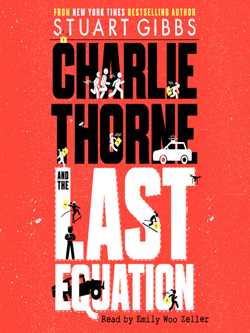 Cover of Charlie Thorne and the Last Equation