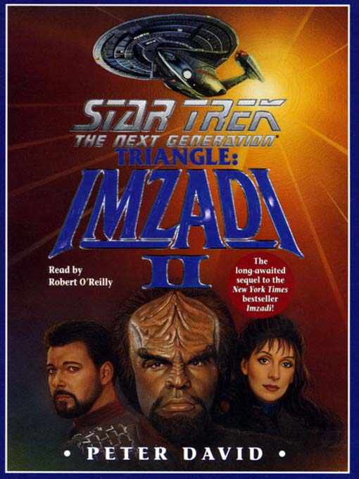 Title details for Triangle: Imzadi II by Peter David - Available