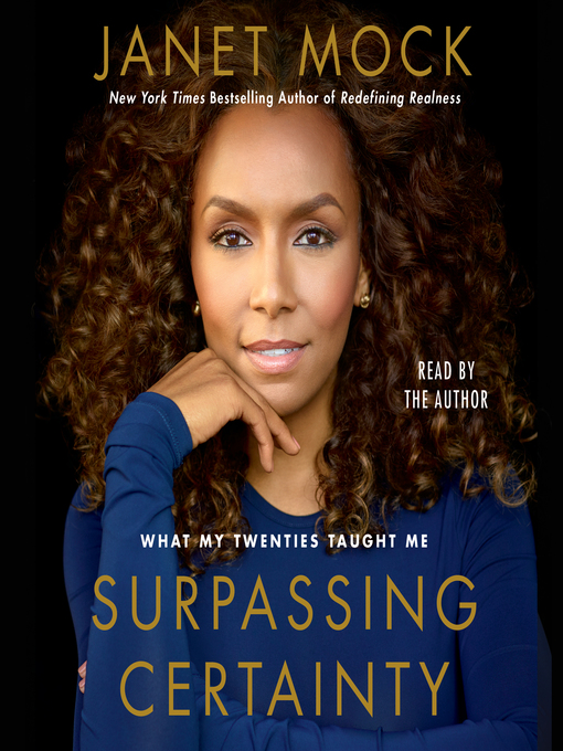 Cover of Surpassing Certainty