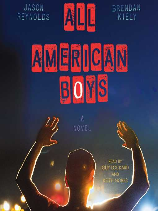 Title details for All American Boys by Jason Reynolds - Wait list