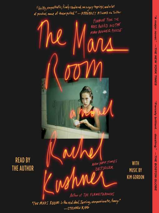 Title details for The Mars Room by Rachel Kushner - Available
