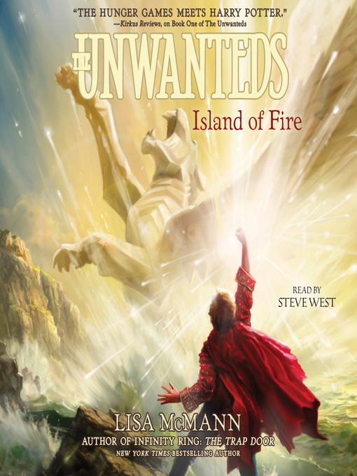 Title details for Island of Fire by Lisa McMann - Wait list