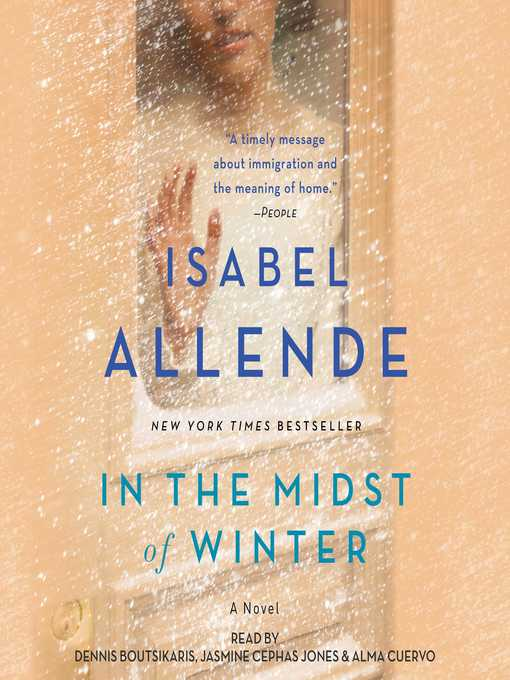 Title details for In the Midst of Winter by Isabel Allende - Wait list