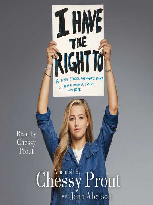 Cover of I Have the Right To