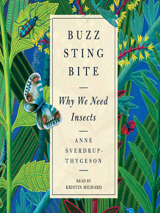 Title details for Buzz, Sting, Bite by Anne Sverdrup-Thygeson - Available