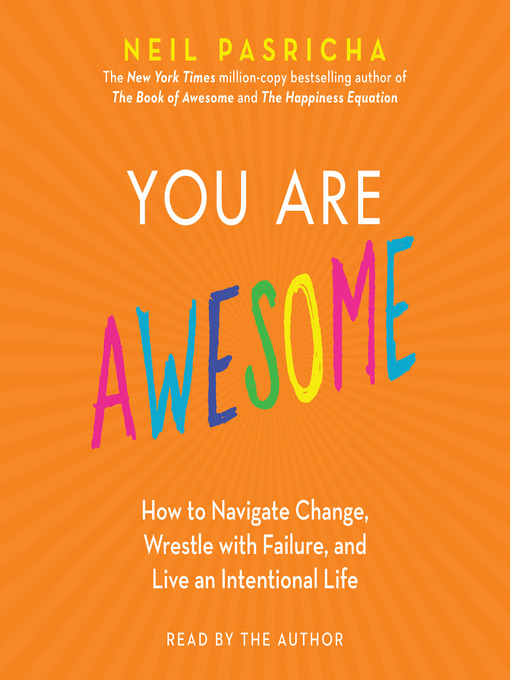 Title details for You Are Awesome by Neil Pasricha - Wait list