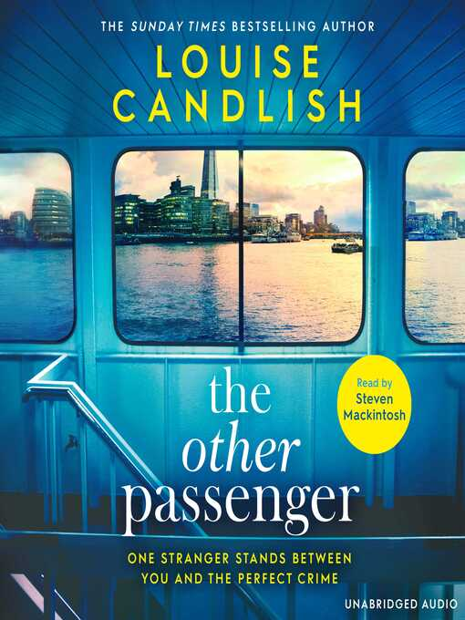 Title details for The Other Passenger by Louise Candlish - Wait list