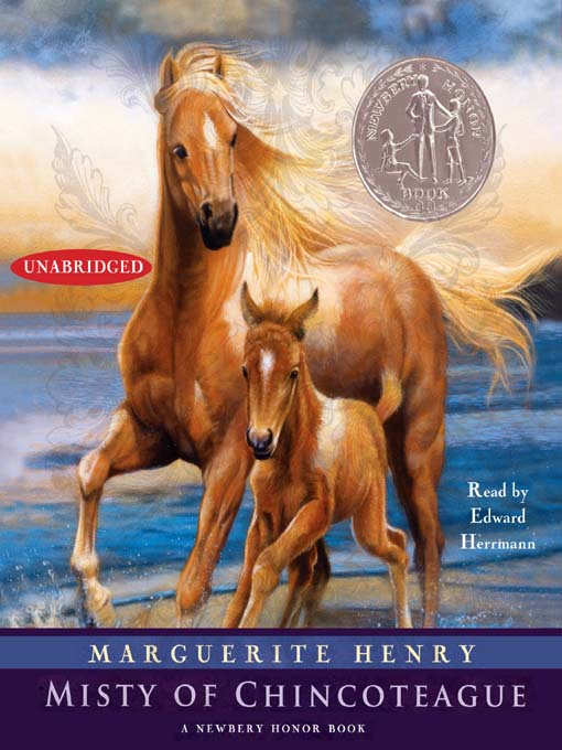 Title details for Misty of Chincoteague by Marguerite Henry - Available