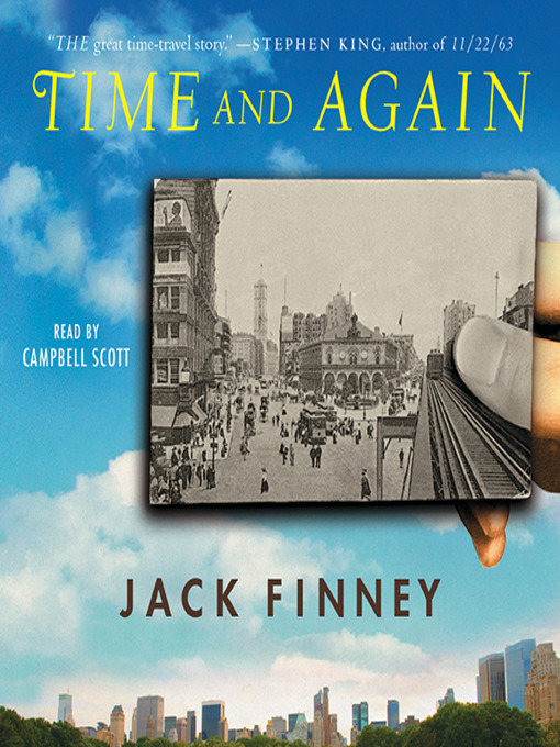 jack finney time and again pdf