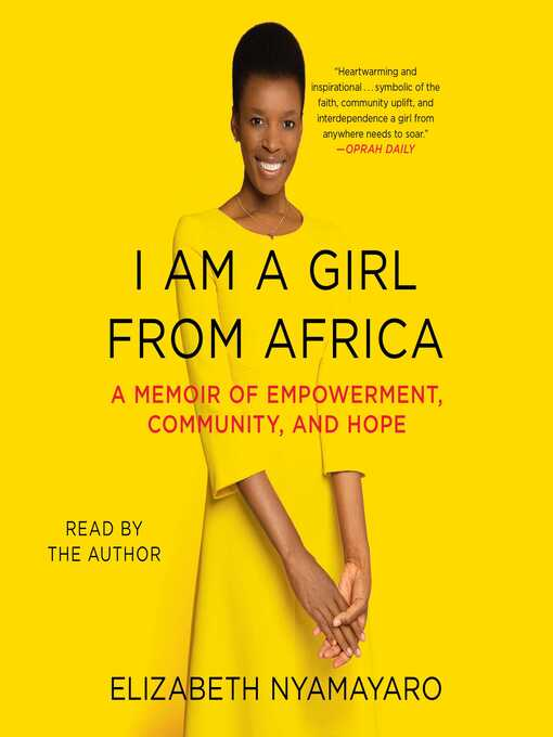 Title details for I Am a Girl from Africa by Elizabeth Nyamayaro - Available