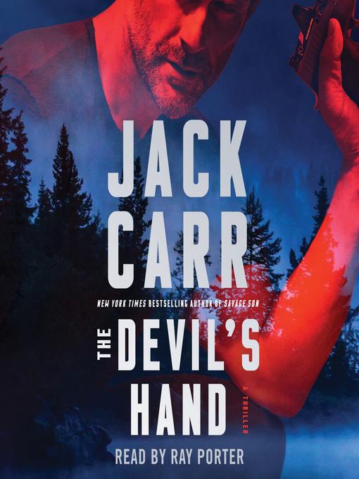 Title details for The Devil's Hand by Jack Carr - Wait list