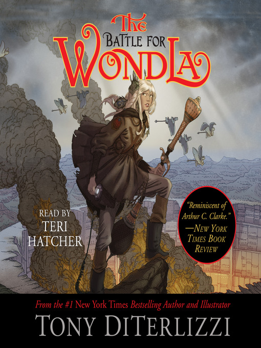 Title details for The Battle for WondLa by Tony DiTerlizzi - Available