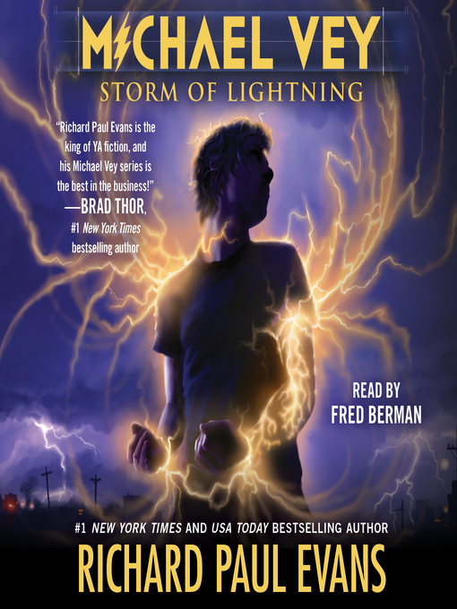 Title details for Storm of Lightning by Richard Paul Evans - Available