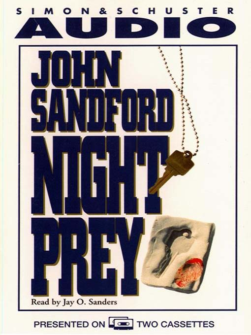 Cover image for Night Prey