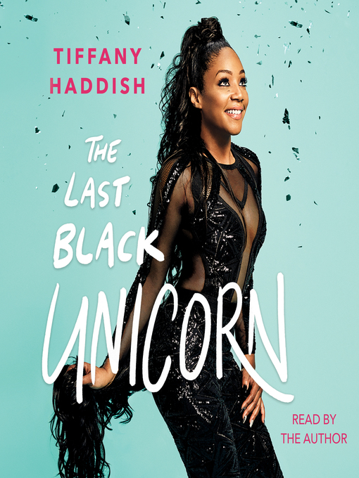 Cover of The Last Black Unicorn