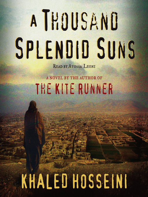 Title details for A Thousand Splendid Suns by Khaled Hosseini - Wait list
