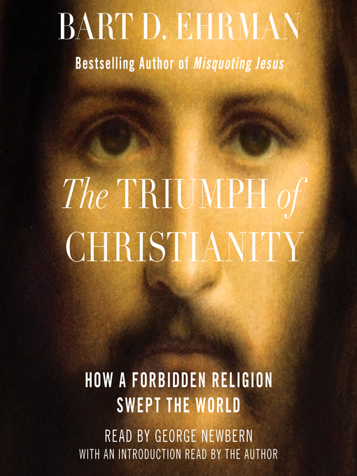 Title details for The Triumph of Christianity by Bart D. Ehrman - Available