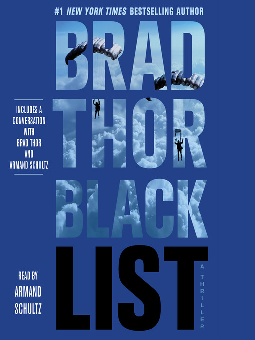Title details for Black List by Brad Thor - Available