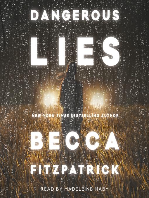Title details for Dangerous Lies by Becca Fitzpatrick - Available