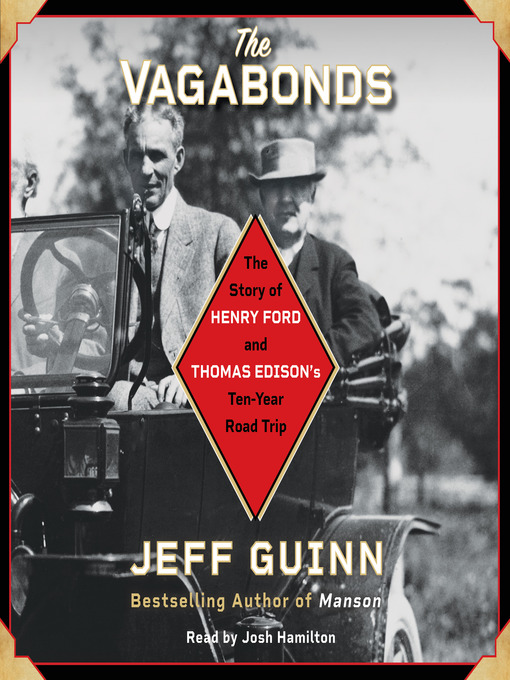 Title details for The Vagabonds by Jeff Guinn - Wait list
