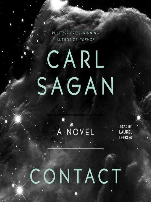 Title details for Contact by Carl Sagan - Available