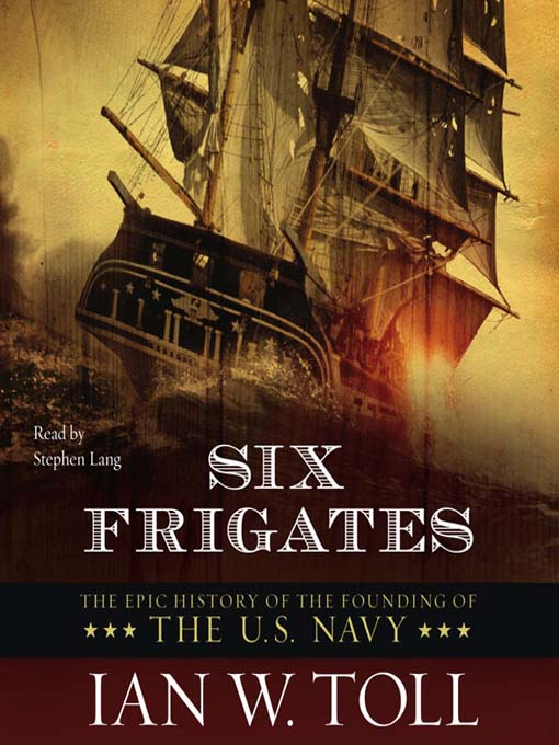 Cover of Six Frigates