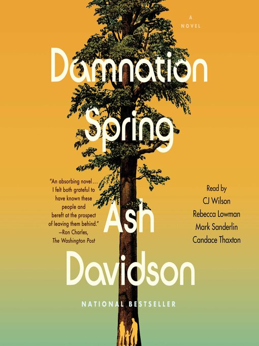 Title details for Damnation Spring by Ash Davidson - Available