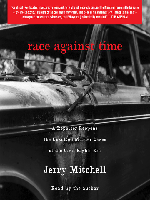 Title details for Race Against Time by Jerry Mitchell - Wait list