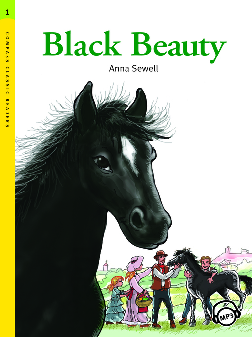 Black Beauty の表紙