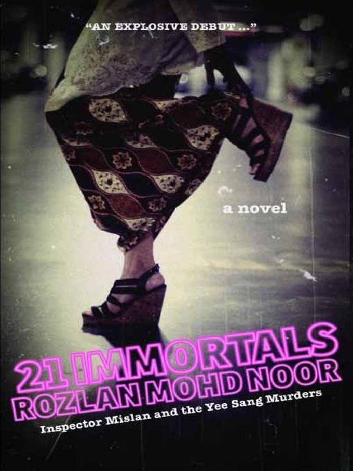 Title details for 21 Immortals by Rozlan Mohd Noor - Wait list