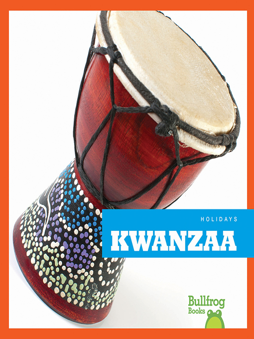 Cover of Kwanzaa