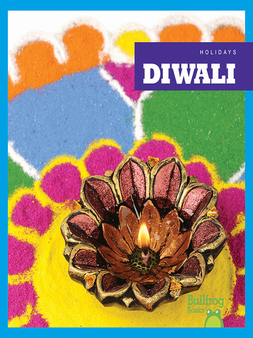 Title details for Diwali by Rebecca Pettiford - Wait list