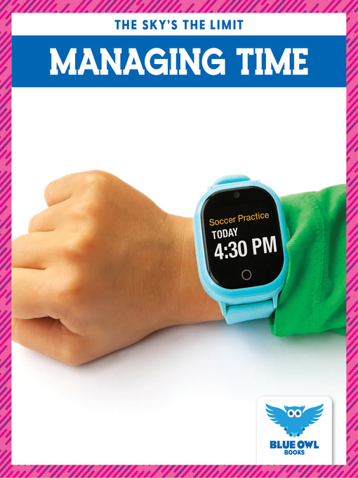 Title details for Managing Time by Stepanie Finne - Available
